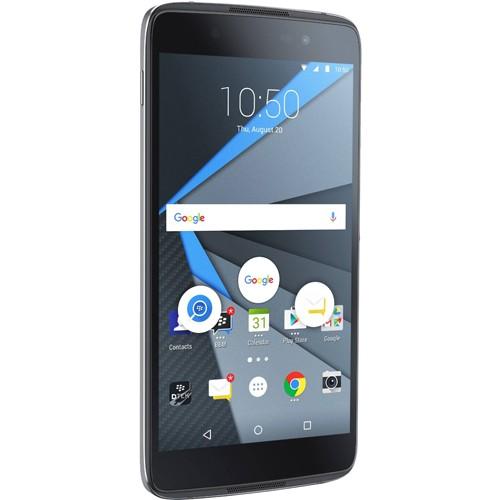"Foto Produk BlackBerry DTEK50 5.2"" LTE Single Sim Smart Phone 16GB - Black dari Add2Trolley"