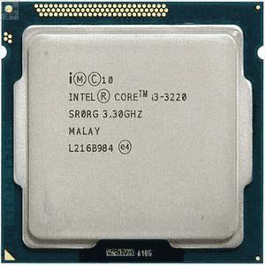 Foto Produk processot intel core i3 3220 tray + fan ori 1155 dari iconcomp