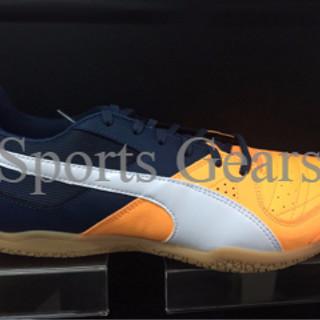 Foto Produk Sepatu Futsal Puma Gavetto Sala Navy Orange 2016 new model dari Sports Gears Jakarta