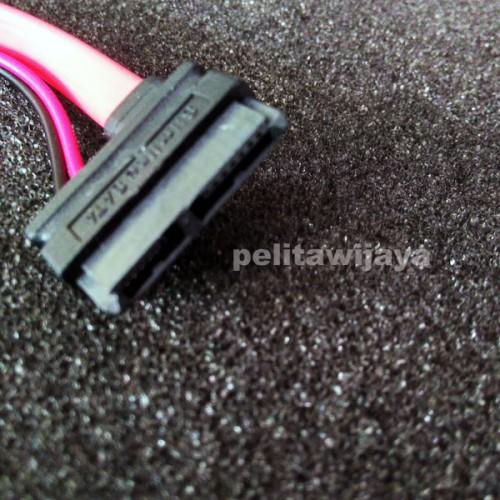 Foto Produk Cable Slimline Sata 7pin-6pin dari PELITAWIJAYA