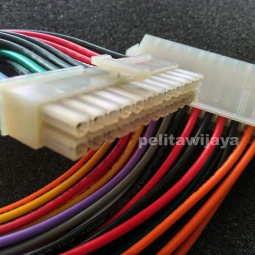 Foto Produk Cable 24pin M to 24pin F dari PELITAWIJAYA