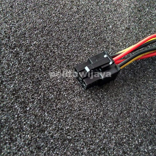 Foto Produk Cable 6-pin to VGA dari PELITAWIJAYA