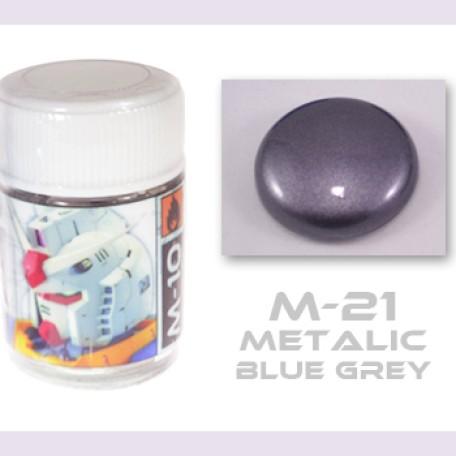 Foto Produk ANAHEIM LACUER PAINTS M-21 METALIC BLUE GREY dari ANAHEIMPAINTS