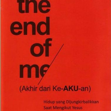 Foto Produk The End of Me dari Penerbit Gloria JKT