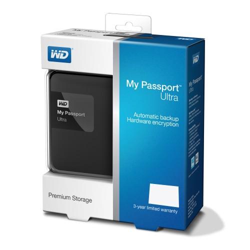 """Foto Produk WD MY PASSPORT ULTRA 3TB 2.5"""" USB3.0 dari IJOKOMP2"""