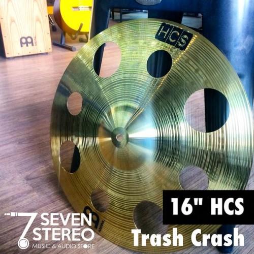 "Foto Produk Hcs Meinl Cymbal 16"" Trash Crash dari SEVEN STEREO"