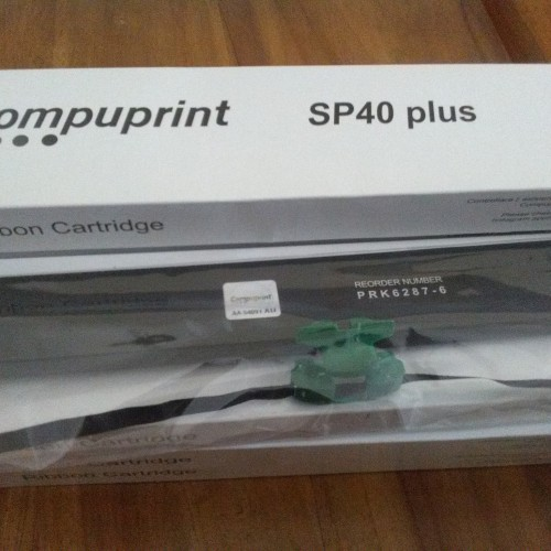 Foto Produk Pita Printer Compuprint Sp 40 Plus dari Moch_AlkaitsulStationery