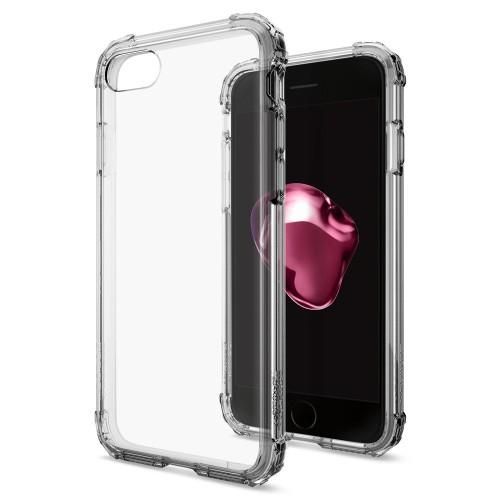 Foto Produk Spigen Iphone 7 Case Crystal Shell Drak Crystal Original dari Indopowercom