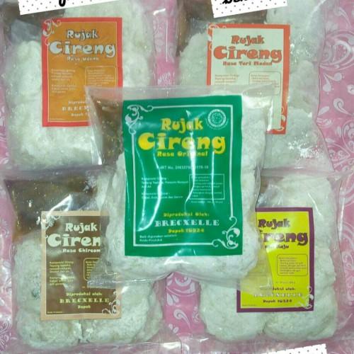 Foto Produk Rujak cireng brexcelle Bekasi dari Hanum Collection