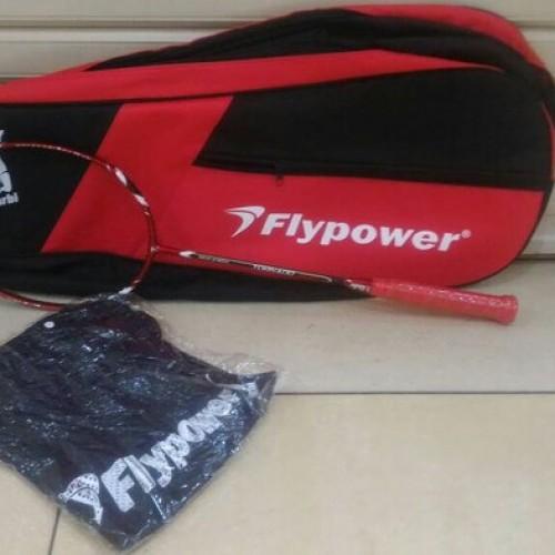 Foto Produk Raket Badminton Flypower Tornado 800 Original dari jayasport85