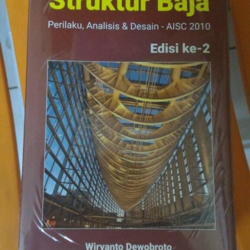 Foto Produk Buku Struktur Baja 2 dari Arta Bangunan