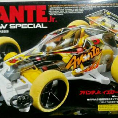 Foto Produk AVANTE Jr YELLOW SPECIAL dari SHIROTAMIYA