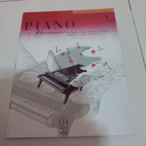 Foto Produk Piano Adventure Performance book level 1 dari Kreisler Shop