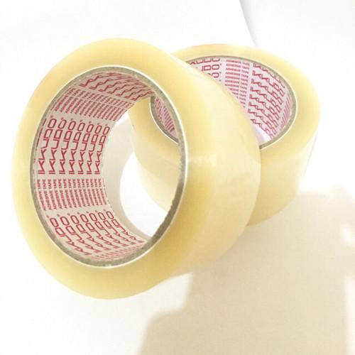 Foto Produk OPP Tape ukuran 2inch (48mm x 100yard dari The lash shop