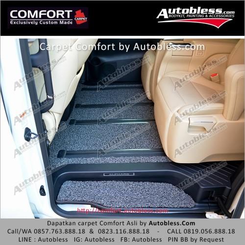 Foto Produk Karpet Comfort Deluxe Honda Civic FD (2006 - 2011) dari Autobless