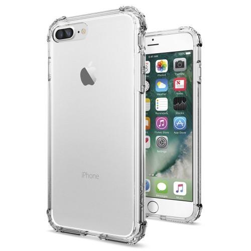 Foto Produk Spigen iPhone 7 Case Crystal Shell - Clear Crystal dari TwinF Shop