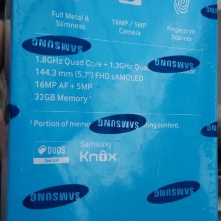 Foto Produk NEW BNIB SAMSUNG GALAXY A8 DUOS 32GB GARANSI RESMI SEIN dari riqhafadilla