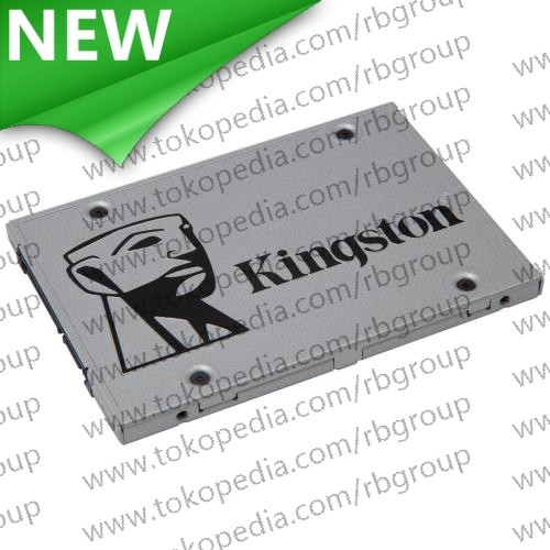 Foto Produk KINGSTON SSDNow UV400 6Gb/s 240GB - SUV400S37A/240G dari Rumah Bandung Group