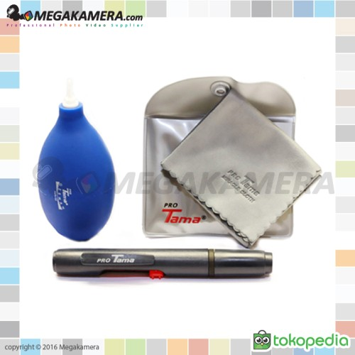 Foto Produk Protama Cleaning Set Deluxe , pembersih kamera dari Megakamera