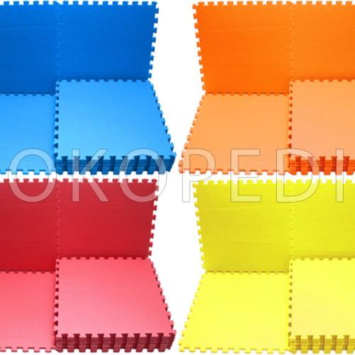 Foto Produk Matras /Tikar / Karpet / Puzzle alas lantai evamat / evamats polos dari PRINCESSS TOYS
