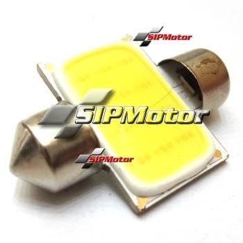 Foto Produk Lampu LED Plafon Mobil Festoon COB Putih dari SIPMotor