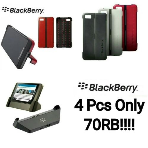 Foto Produk SUPER SALE!! Blackberry Z10 (Charging Dock & 3 Pcs Transform Shell) dari Ichty Case