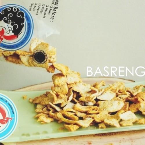 Foto Produk Kribo Basreng Extra Pedas dari HEARTBEAT SNACK BANDUNG