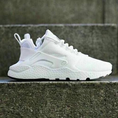 Nike Air Huarache Run Ultra Whitewhite Original Made In Indonesia