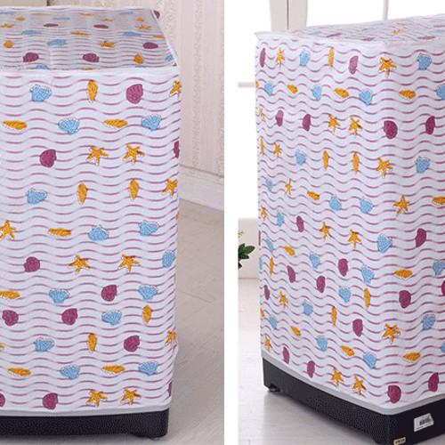 Foto Produk Sarung Cover Mesin Cuci Bahan lebih Tebal dari YeoMart