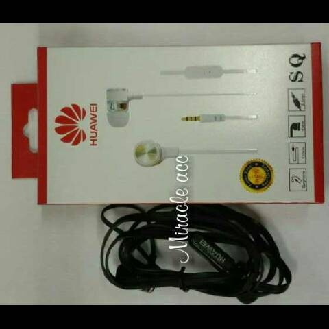 Foto Produk Headset Huawei/hf/handfree/earphone dari Miracle acc