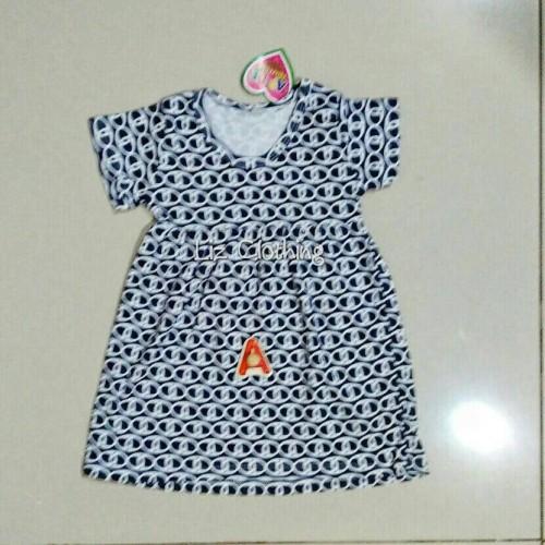 Foto Produk Dress Lengan size S (6bln - 1thn) dari Liz Clothing