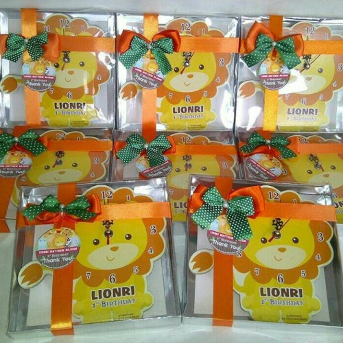 Foto Produk hampers souvenir box manyue one month ulang tahun new born aqiqah dari Elaine shopping