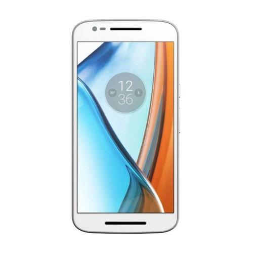 Foto Produk Motorola Moto E3 Power - 2GB/16GB ROM - White dari Gadhet-Holic