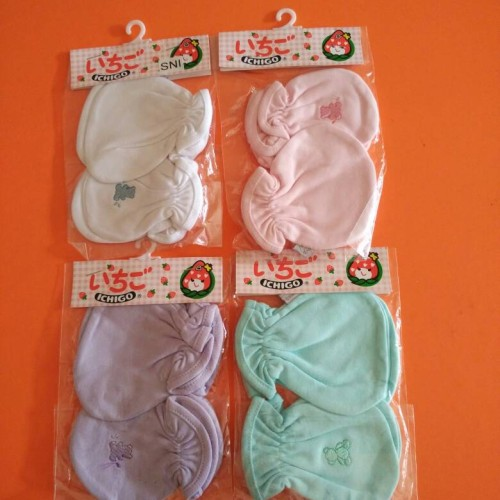 Foto Produk Set sarung tangan / kaki dari Baby ICHIGO