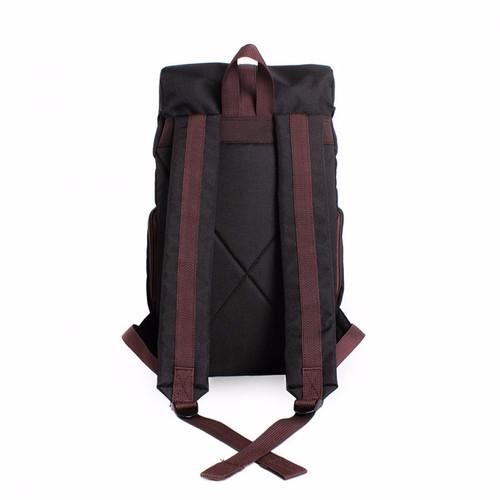 Foto Produk NEW Visval Tas Ransel Laptop Backpack Metro - Black LZD dari HELLO GOOD BUY!