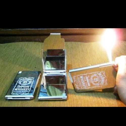 Foto Produk Kotak Rokok korek gas.slim.jack daniel tempat rokok murah dari berhias shop