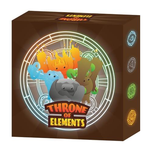 Foto Produk Throne of Elements dari Folks Co-Gaming Space