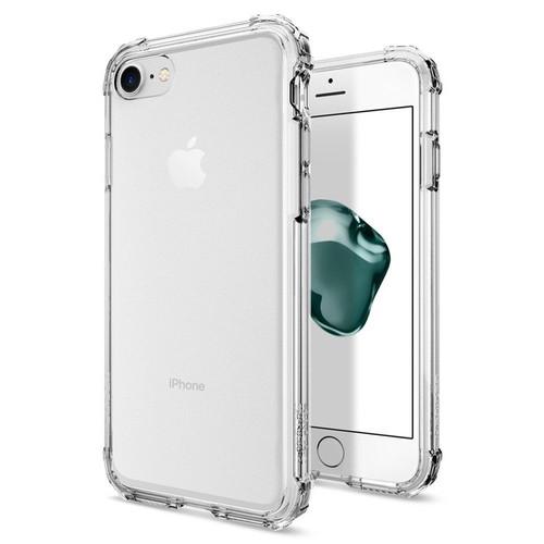 Foto Produk spigen crystal shell clear iphone 7 case casing cover original dari Rkaseshop