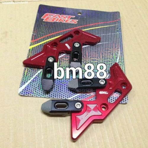 Foto Produk Tutup / Cover As Depan CNC Yamaha Xabre - Fast Bikes dari BarokahMotor88