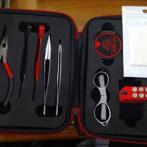 Foto Produk Coil Master V2 toolkit vapor coiling vape alat gulung kawat khantal dari aneka barang murah 2