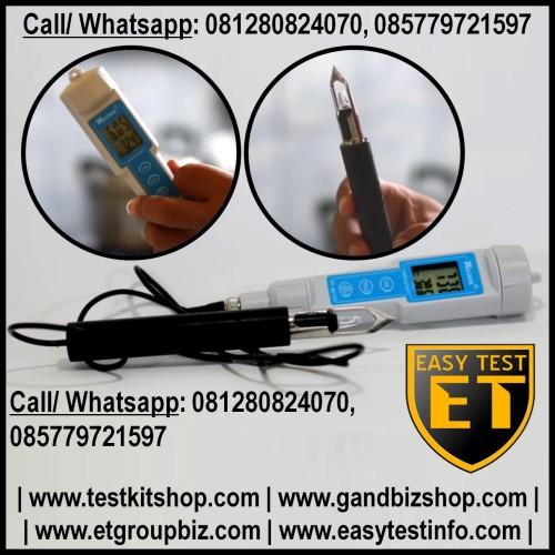 Foto Produk pH Meter Digital untuk Daging atau Buah MURAH dari Sooper Shop