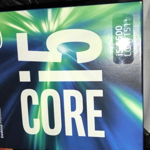 Foto Produk Intel core i5 - 6500 3.2ghz skylake LGA 1151 dari wusi