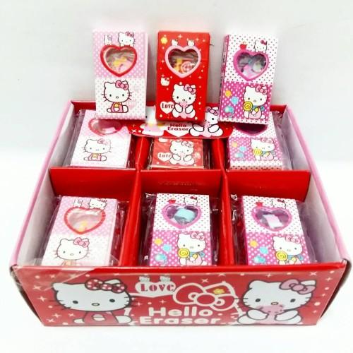 Foto Produk Penghapus Hello Kitty Cute dari HEARTBEAT SNACK BANDUNG