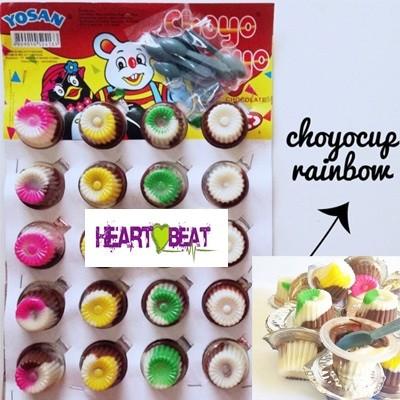 Foto Produk Choyo Choyo Chocolate Cup dari HEARTBEAT SNACK BANDUNG
