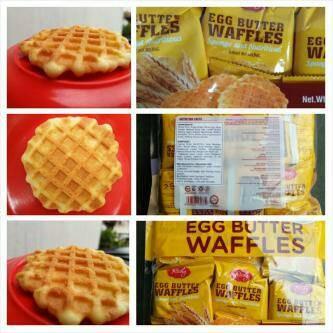Foto Produk Richy Egg Butter Waffles dari HEARTBEAT SNACK BANDUNG