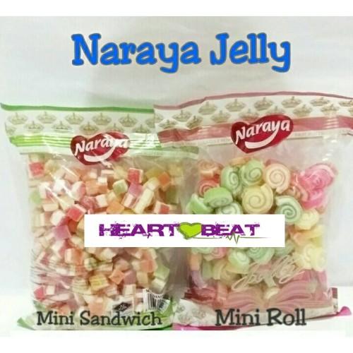 Foto Produk Naraya Jelly dari HEARTBEAT SNACK BANDUNG