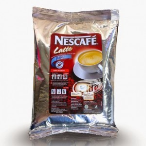 Foto Produk Nescafe Latte dari HEARTBEAT SNACK BANDUNG