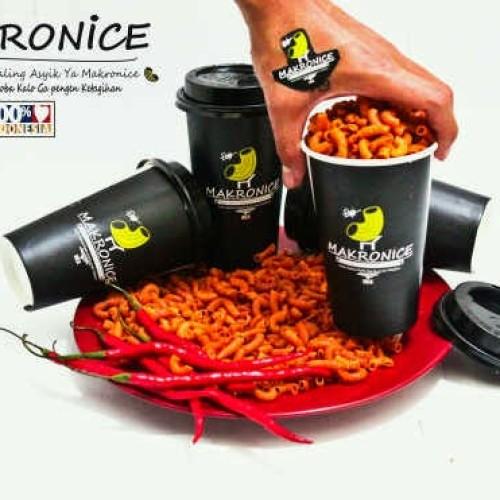 Foto Produk Makronice Makaroni in Cup dari HEARTBEAT SNACK BANDUNG