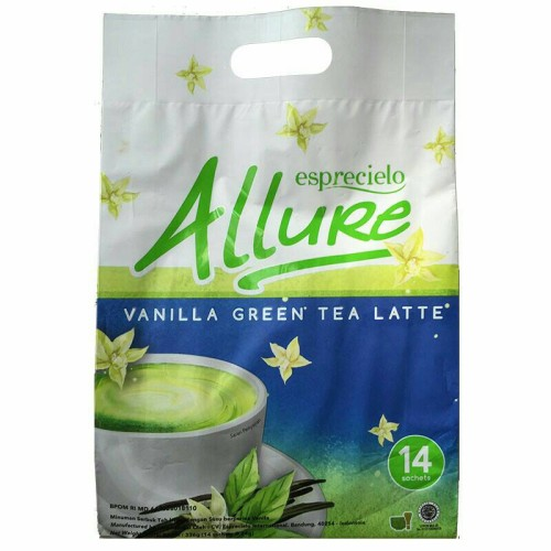 Foto Produk Esprecielo Allure Vanilla Green Tea Latte dari HEARTBEAT SNACK BANDUNG