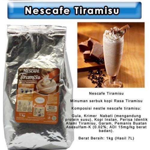 Foto Produk Nescafe Tiramisu Nestle Professional dari HEARTBEAT SNACK BANDUNG